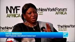 Is the ICC racist? Fatou Bensouda says that the reality on the ground is different thumbnail