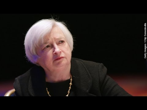 What Yellen's Speech Means for the Dow Jones Industrial Average Today