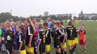 CZ7-Lopez Cup 30.08.2018 - FC Yellow na Turneju w Czerninie-Dekoracja zakończenie