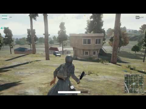 Player Unknown Battlegrounds - Death by frying pan