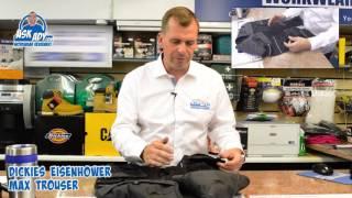 Dickies Work Workwear Eisenhower Max Trouser GREY