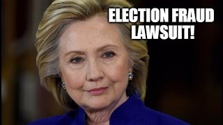 BREAKING: This Lawsuit Might End Hillary's Run & Prove Election Fraud! Election fr