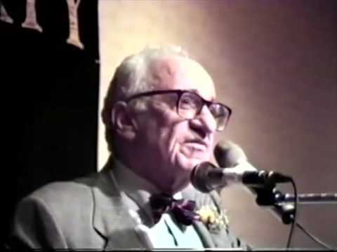 Murray Rothbard on  Free Market Environmentalism (Michigan Libertarian Party Convention in 1989)