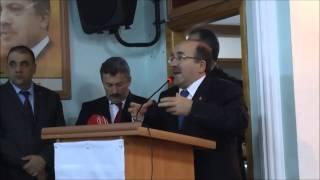 Trabzon Belediye Başkanı Orhan Fevzi GÜMRÜKÇÜOĞLU'nun konuşması