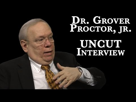 Uncut Interview - Oswald's Raleigh Call : Dr. Grover Proctor. Jr.