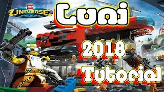 How To Play Lego Universe in 2018!! Luni Server Updated Tutorial!