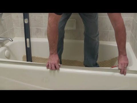 Tips on How to Safely Remove a Sliding Glass Shower Door