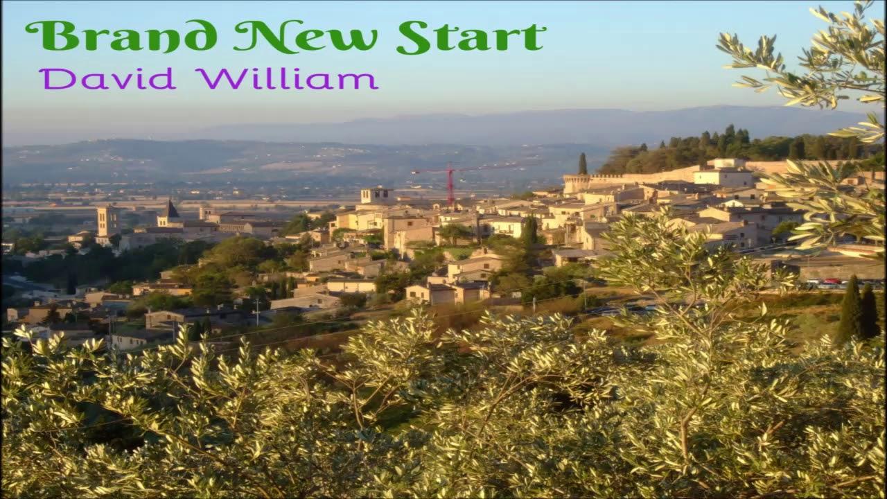 David William - Brand New Start