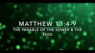 HEALING SERMON  | AMY PERIYAN  | THE SOWER & THE SEED  | 2017