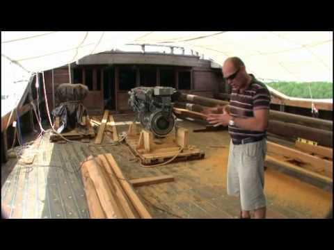 WAOW Indonesia - Construction Serangan
