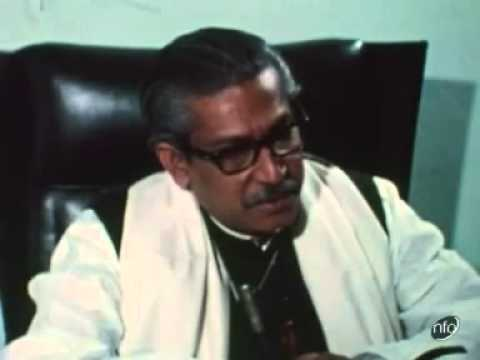 Interview of Bangabondhu Sheikh Mujibur Rahman - Rare Footage