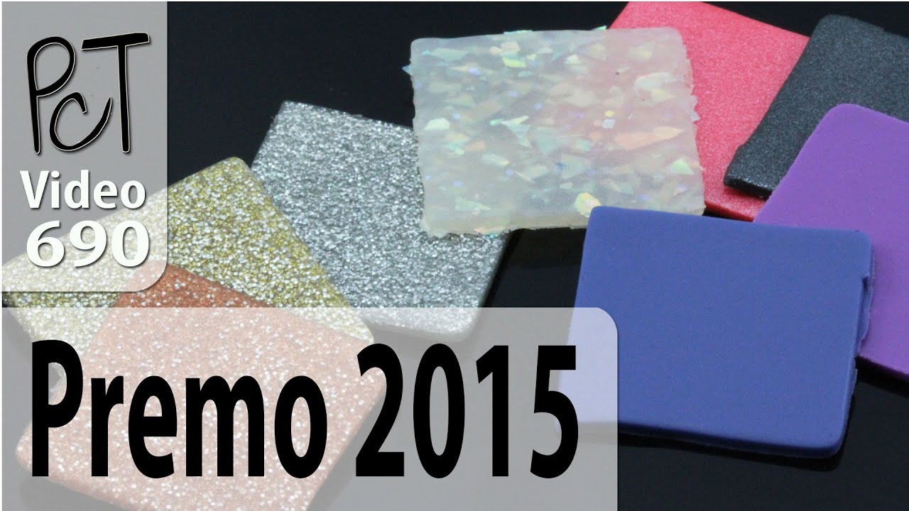 New colors for 2015 premo sculpey polymer clay youtube nvjuhfo Image collections