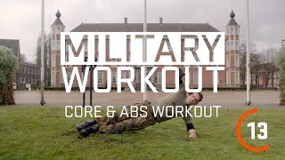 Core & abs | trainen als een militair | Military Workout #12