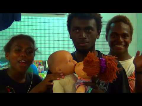 Day Out in Honiara Solomon Islands (2013)