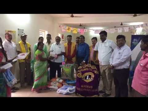 Lions club International - Centennial celebration projects India 324-A6 free Mega health camp