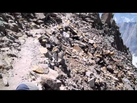 Mt Whitney summit - July 2011