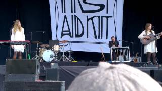 First Aid Kit - Red Dirt Girl (Emmylou Harris cover) - Live at Provinssi, Seinäjoki June 27, 2015