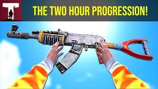 THE 2 HOUR PROGRESSION! (Rust Trio)