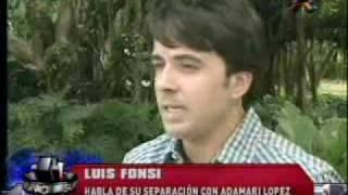 SuperXclusivo 1/20/10 - Luis Fonsi habla...