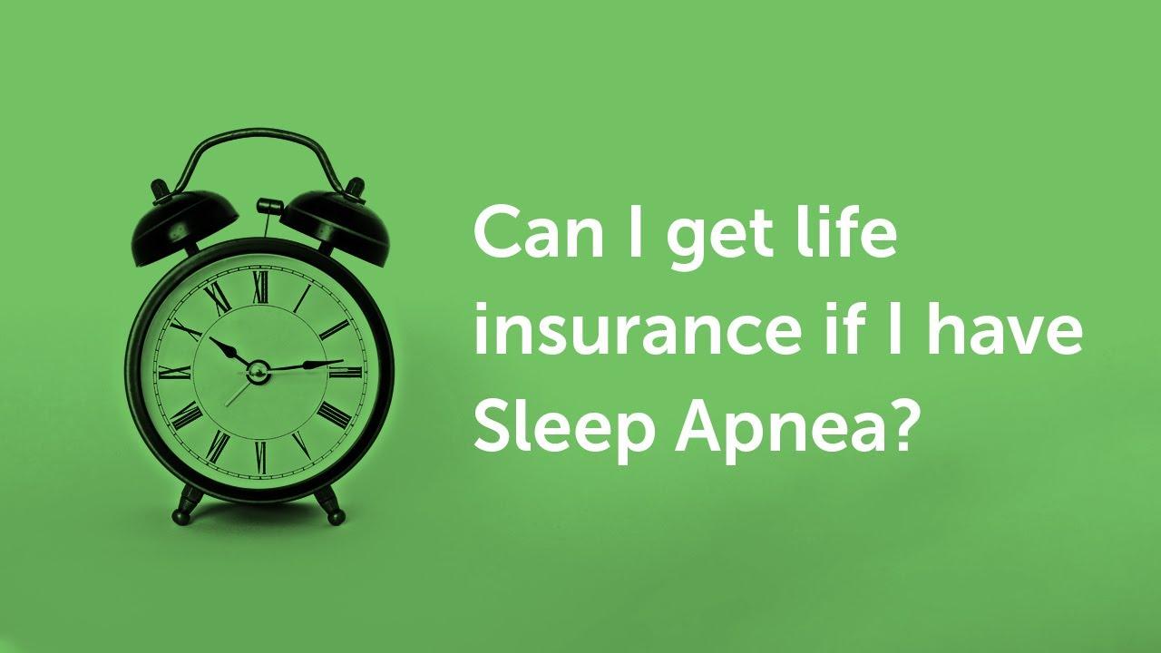 Term Life Insurance Rates with Sleep Apnea | Quotacy
