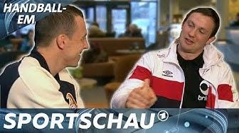 EM-Superstar Sander Sagosen - bald auch in der Bundesliga | Handball-EM | Sportschau