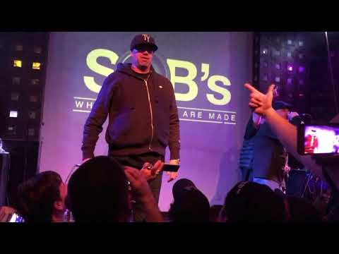 """""""Who's the Man"""" House of Pain / Danny Boy / La Coka Nostra live at SOBs NYC 2017-03-17"""