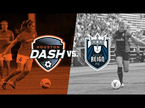Houston Dash vs. Seattle Reign FC