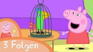 Peppa Wutz | Polly Piepmatz | Peppa Pig Deutsch Neue Folgen | Cartoons für Kinder