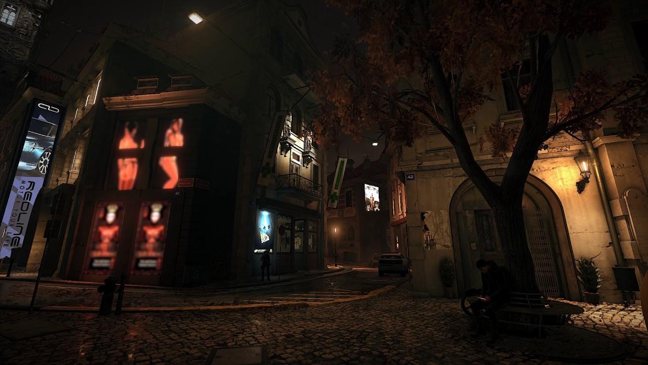 Deus Ex Mankind Divided The Red Queen Wallpaper Engine
