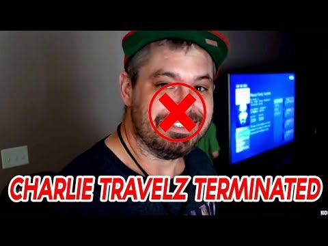 My thoughts, feelings and opinion on charlie travels/chill getting terminated from Youtube
