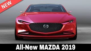 8 New Mazda Cars that Prove Premium Features Can Be Affordable in 2019
