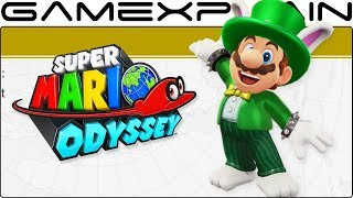 NEW Costume in Super Mario Odyssey! Topper the Broodal Hat & Suit