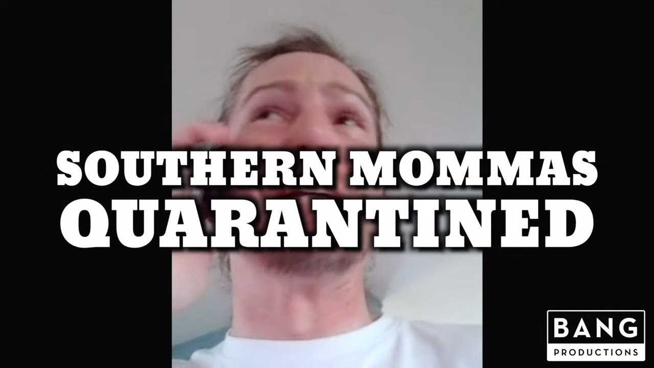 Comedian Darren Knight Southern Mommas Quarantined Comedy Funny