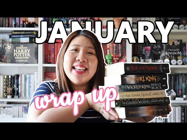 January Wrap Up | 2019