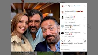 """Michelle Jenner, Paco Tous y Pepón Nieto, """"madrugadores"""" en el rodaje de 'LHDP'"""
