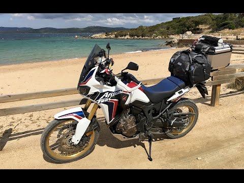 sardegna giro in moto - Sardinien mit dem Motorrad