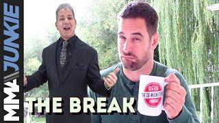 The Break: Thoughts on Nate Diaz vs. Bruce Buffer, KSI vs. Logan Paul and more