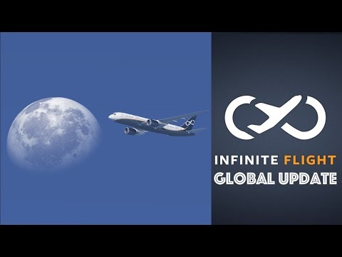 Infinite Flight Global Update released - New UI and Global map