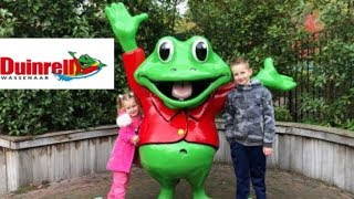 Duinrell attractionpark in Netherlands💖Family fun