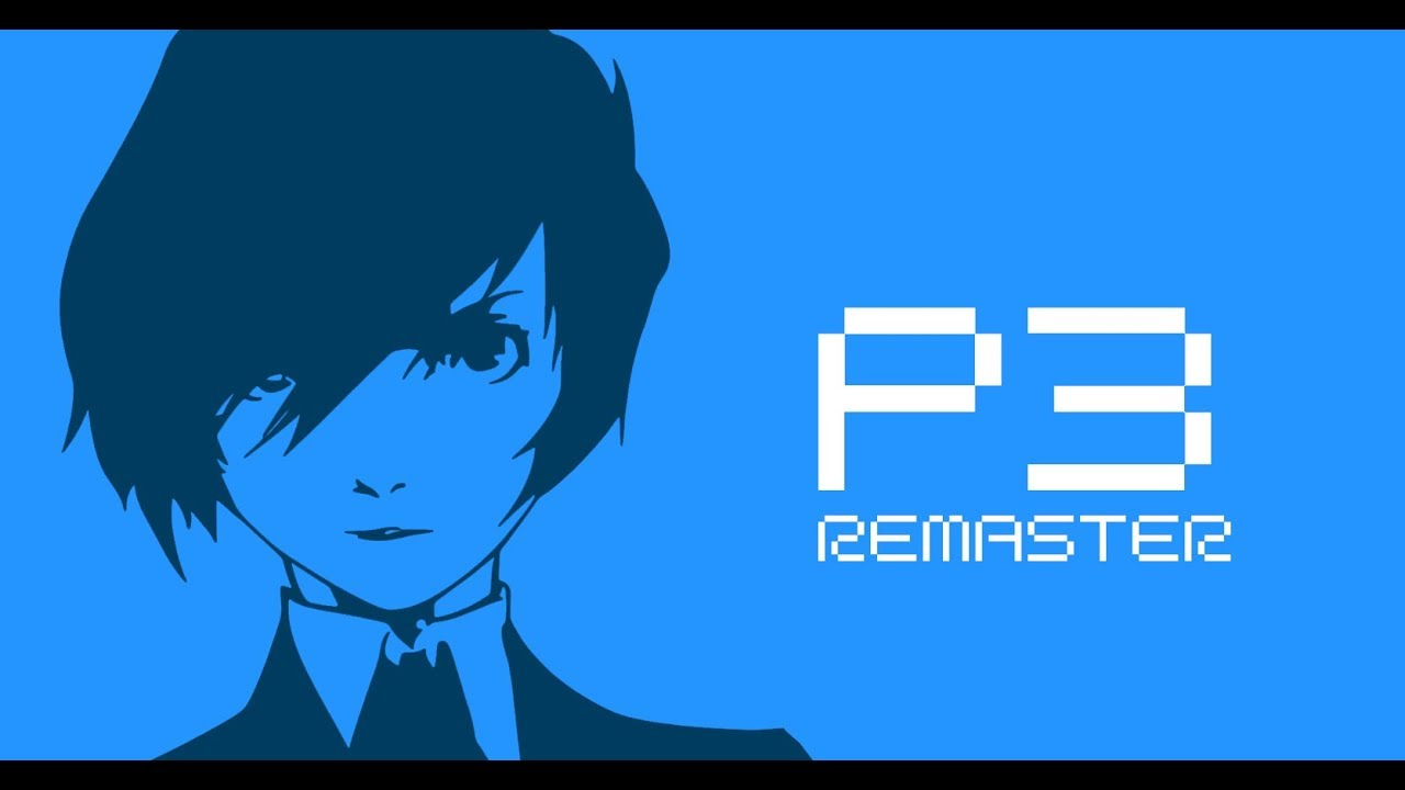 Persona 3 Portable with HD textures (not a mod)