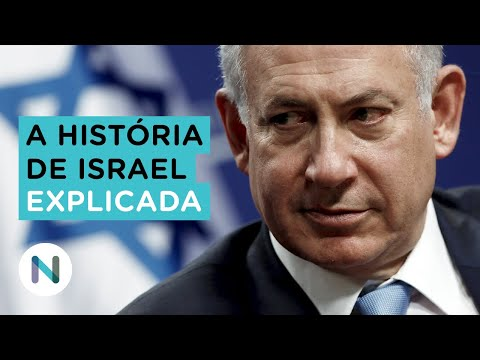 As Origens Do Estado De Israel. E Do Conflito Com Os Palestinos