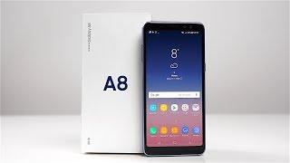 Unboxing: Samsung Galaxy A8 2018 (Deutsch) | SwagTab