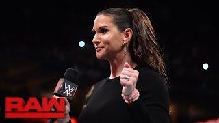 Download Video Stephanie McMahon & Mick Foley address Raw's Survivor Series teams: Raw, Nov. 14, 2016 MP3 3GP MP4