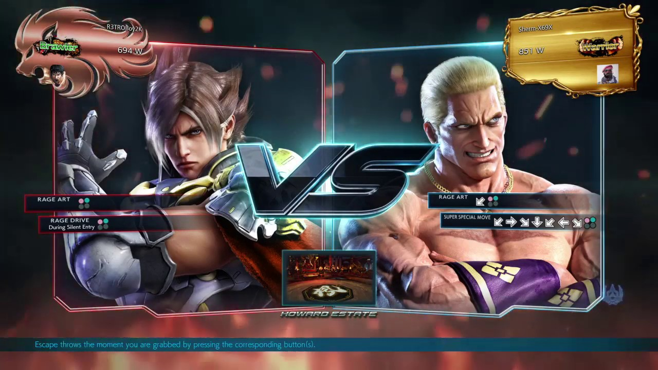 鉄拳 ✊???? TEKKEN 7 because I felt like it!