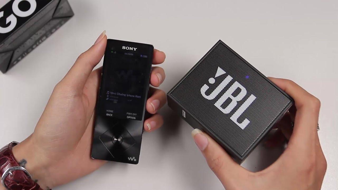 Mở hộp trên tay loa bluetooth JBL GO : loa mini đáng mua nhất trong tầm giá
