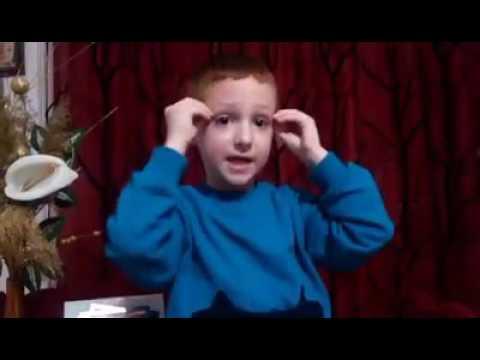 Македонче, чудо од дете - Уште од 3 години знае англиски, физика, медицина...