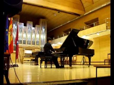 Après une lecture du Dante, 2/2 Liszt (Jesus Rios)
