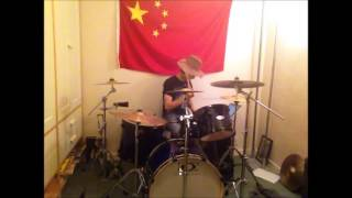 The Passenger - Iggy Pop drum cover