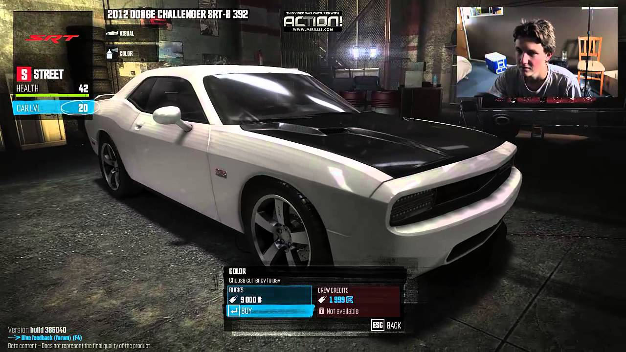 The Crew Beta Car Modifications Youtube