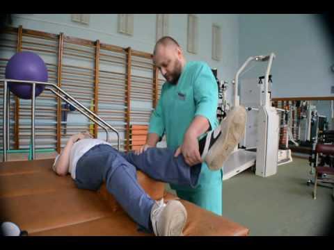 видео: Восстановление ходьбы при спастическом гемипарезе